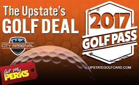 Upstate Golf Pass