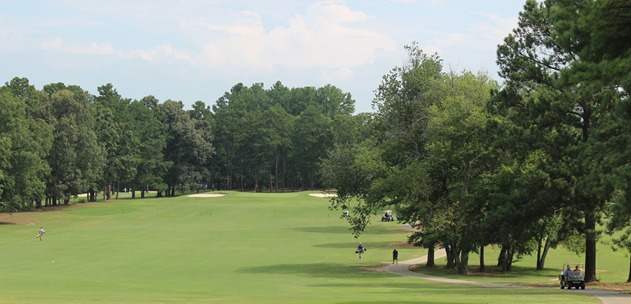 Golf Upstate SC