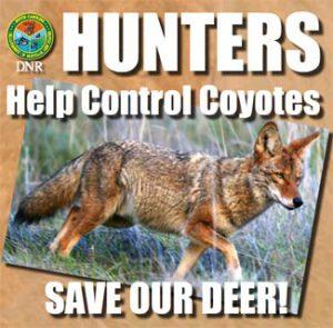 Help Control Coyotes